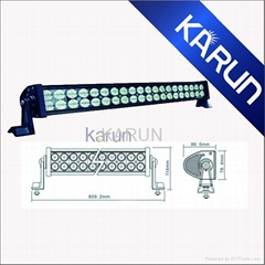 Popular 120 Watt 22 inch LED Light Bars for off road vehicles,ATV,UTV,Truck etc