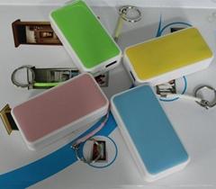 Perfume power bank 5600mah for all brand mobile phones
