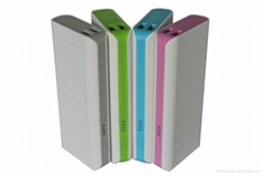 power bank charger 10000mah with 2 usb ports charge for traveling