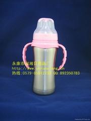 不鏽鋼奶瓶