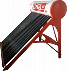 none pressure solar water heater
