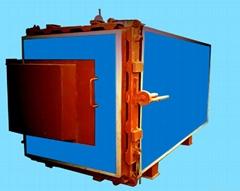 多種纖維快速定型節能環保型方形蒸箱