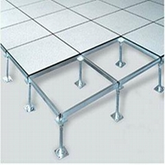 Concrete Core Access Floor Panels with HPL/PVC