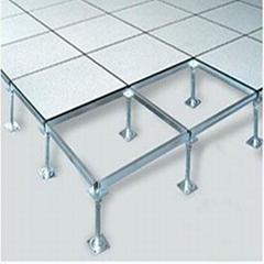 Concrete Core Access Floor Panels with HPL/PVC