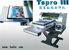 T-Shirt Flatbed Printer