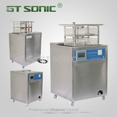 Automatic 3 frequency ultrasonic cleaner medical device CSSD