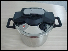 Explosion-proof pressure cooker