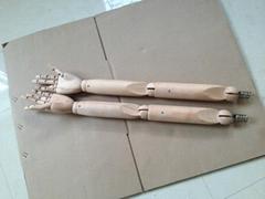 wood arm