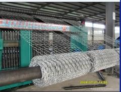 堤坡防护石笼网