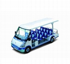 五菱V2觀光車