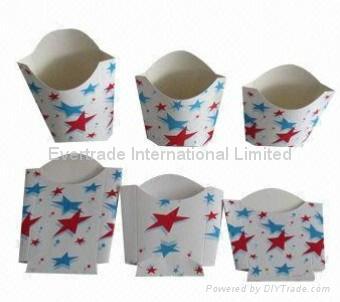 Corrugate pizza boxes 2