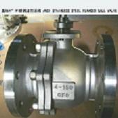 Q41F-150Lb美標不鏽鋼法蘭球閥