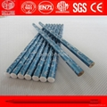 wooden hb pencils