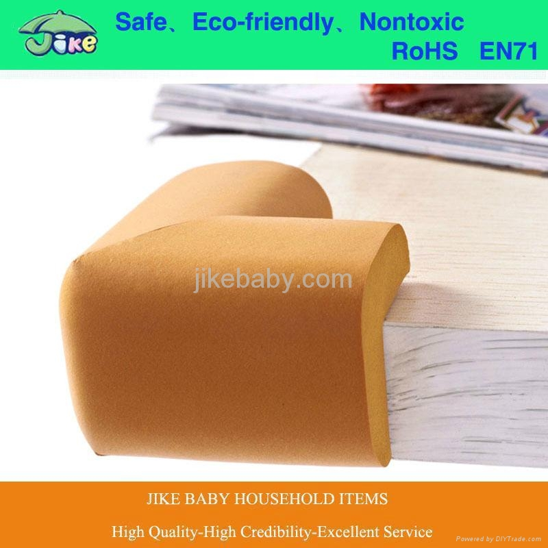 Table Corner Cushion Baby Safety Furniture Protector Rubber Cover 1