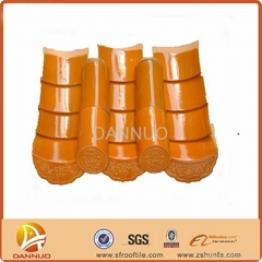 Chinese traditional glazed roof tile
