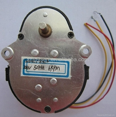 Electric Synchronous Pear-shape Geared Motor