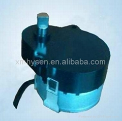 AC synchronous gear reduction electric motor