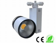 COB LED Track Light-25W led ceilinglight cob ceilinglight led light