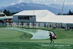 高尔夫赛事活动帐篷