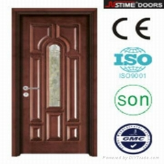 Exterior Solid Wooden Door