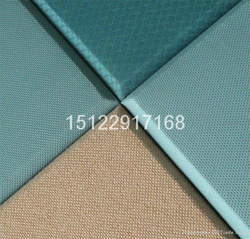 软包布艺吸音墙板 1