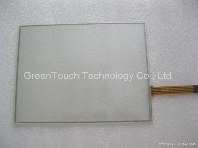 10.0 inch 4 wire touch screen 1