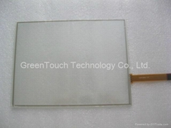 10.0 inch 4 wire touch screen