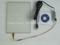 10.0 inch 4 wire touch screen 2