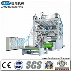 full automatic non woven fabric production line