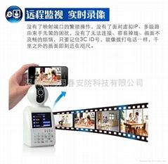家庭专用网络视频电话摄像机