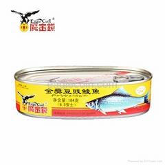 金牌老字号新鲜豆豉鲮鱼