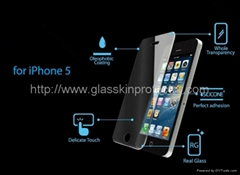 iPhont 5/5s Tampered glass screen protector