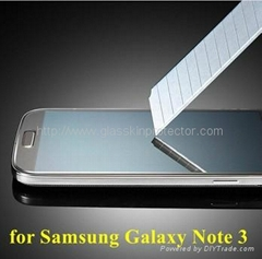 Samsung Galaxy Note 3 Tamper glass screen protector
