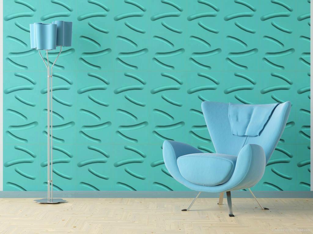 Fireproof Steel Wall Panels : New fireproof d decorative wall panel