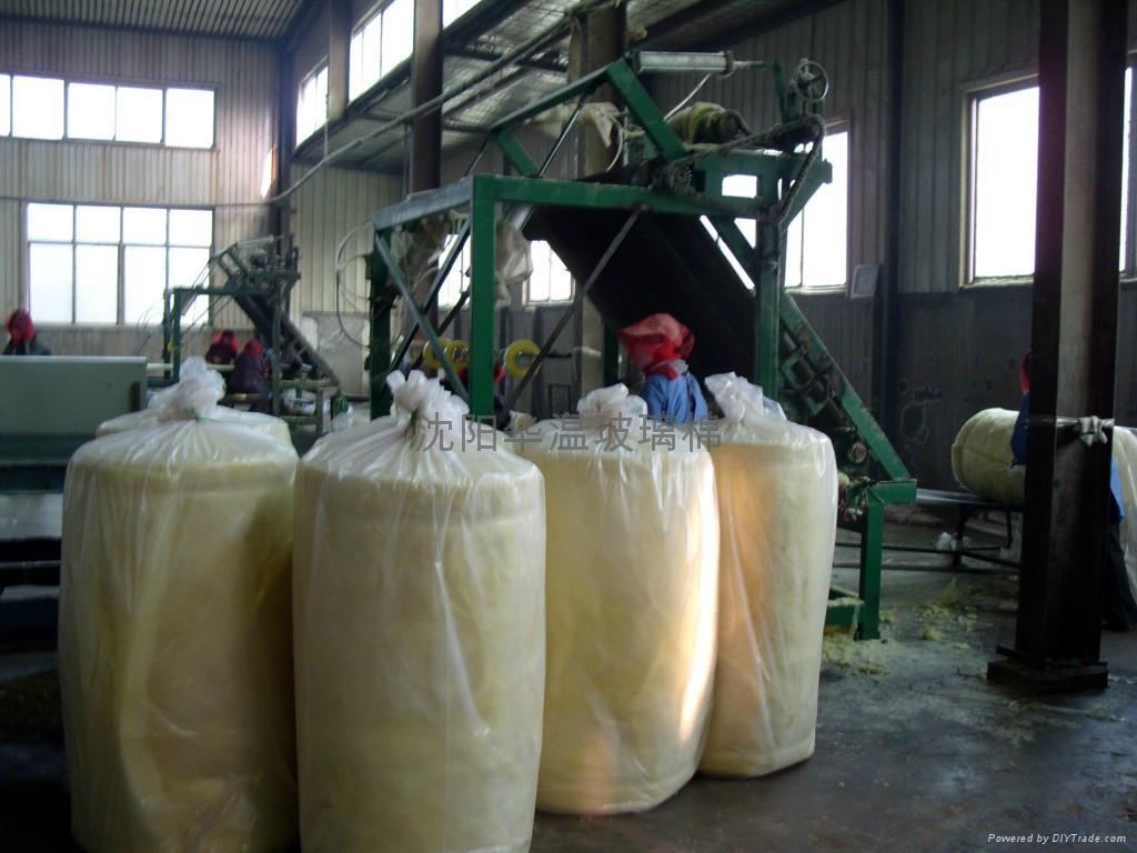 玻璃棉卷毡 2