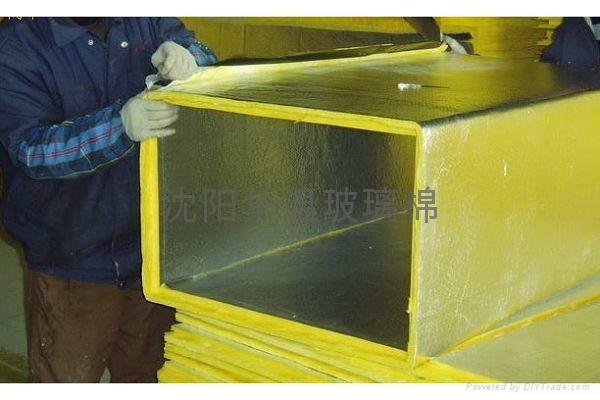 玻璃棉空调板 1