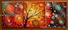 Home Decorative Oil Painting On Canvas Art