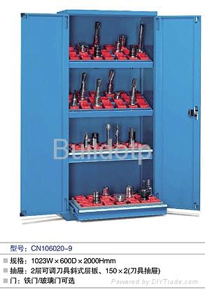 Cnc Tools Storage Cabinet Cn206020 12 Buildtop China
