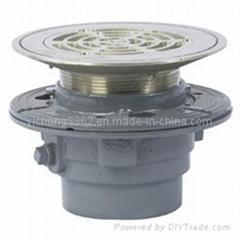 Upc Certificate Sink Drainer-Round Drainer