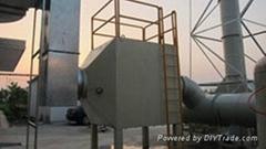 工业废气除恶臭活性炭吸附箱