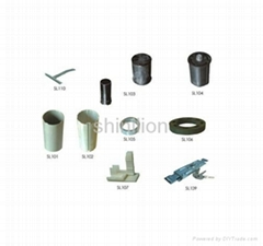 Roller shutter components