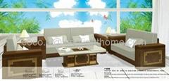 Living Room Furniture Bamboo Tea and Coffee Table