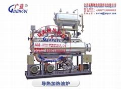 清洁卫生电加热导热油炉