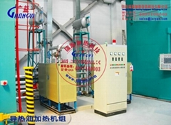 热效率高电加热导热油炉