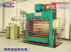 压力低电加热导热油炉