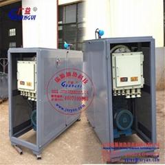 方便结构紧凑电加热导热油炉