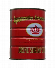 Artemia cysts,brine shrimp eggs