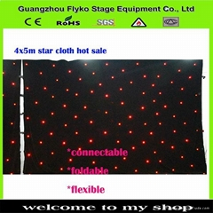 led stage backdrop exhibition display