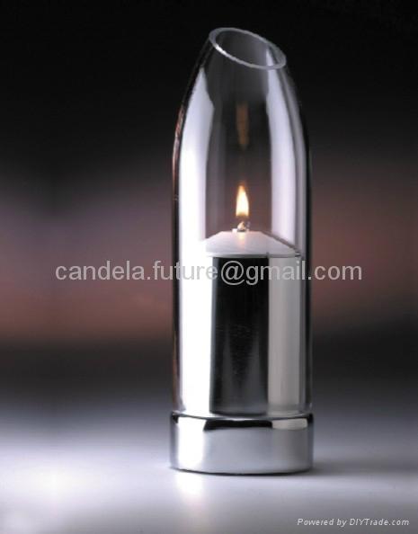 Metal candela 3