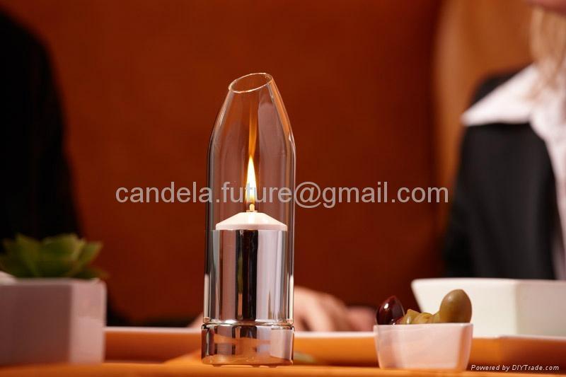 Metal candela 1